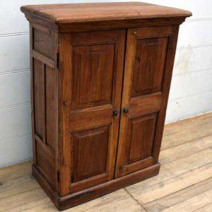 kh15-p1480579 indian furniture rustic sturdy teak farmhouse cabinet natural thick hardwood