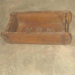 k64-60104 indian furniture single vintage brick mould reclaimed