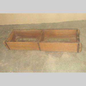 k64-60105 indian furniture double vintage brick mould salvaged