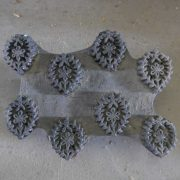 k64-60406 indian print block original a