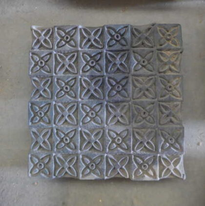 k64-60406 indian print block original n