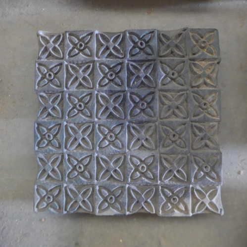 k64-60406 indian print block original n
