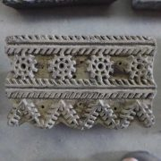 k64-60406 indian print block original q