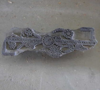 k64-60406 indian print block original b