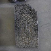 k64-60406 indian print block original w