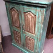 kh16 RS18 27 indian furniture cabinet medium shelved right