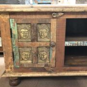 kh17 RS2019 96 indian furniture tv cabinet buddha cupboards left