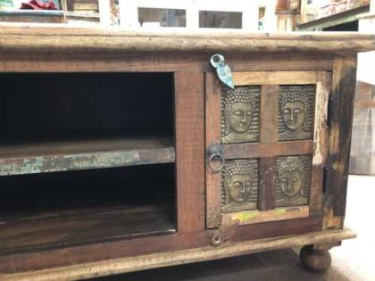 kh17 RS2019 96 indian furniture tv cabinet buddha cupboards right