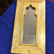 kh11-RS-23 indian mihrab mirror small flat