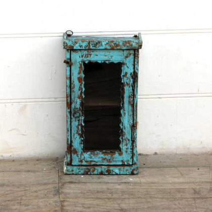 kh18 095 indian furniture cabinet glass display front