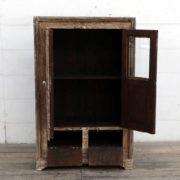 kh18 103 indian furniture display carved original open