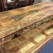 k67 90720 indian furniture tv cabinet shelved low kerala top