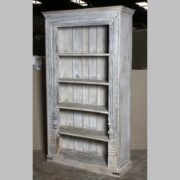 k69 1934 indian furniture bookcase large white breathtaking bookshelf