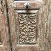 kh18 102 indian furniture cabinet reclaimed tall close right
