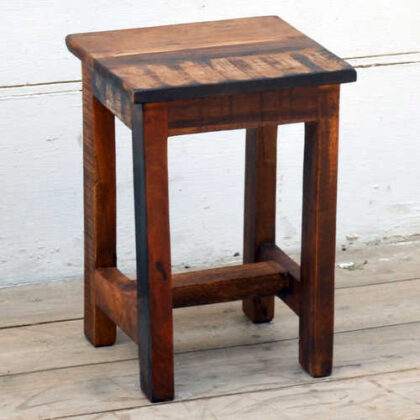 kh19 RS2020 059 indian furniture attractive small reclaimed table
