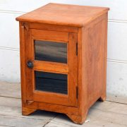kh19 RS2020 066 indian furniture smart teak small cabinet front angle