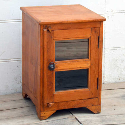 kh19 RS2020 066 indian furniture smart teak small cabinet
