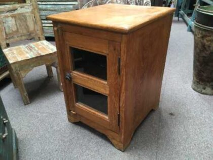 kh19 RS2020 066 indian furniture smart teak small cabinet right