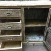 kh19 RS2020 097 indian furniture charming teak sideboard shop open