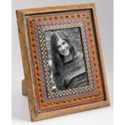 PF635 namaste indian accessory gift photo frame decorative