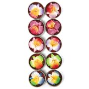 CA6 namaste accessory gifts candle t light flower