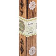 IH30 namaste indian accessory gift incense box diffuser jasmine