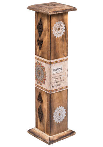 IH30 namaste indian accessory gift incense box diffuser patchouli