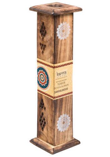 IH30 namaste indian accessory gift incense box diffuser sandalwood