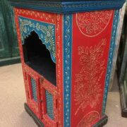 k72 9323 Mihrab Arch Small Cabinet Right