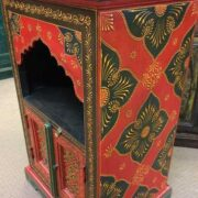 k72 9357 Painted Mihrab Cabinet Right
