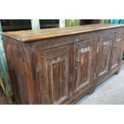 k72 544 indian furniture sideboard slim reclaimed doors main
