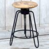 kh12 m 8049 indian stool adjustable industrial main