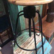 kh12 m 8049 indian stool adjustable industrial mechanism