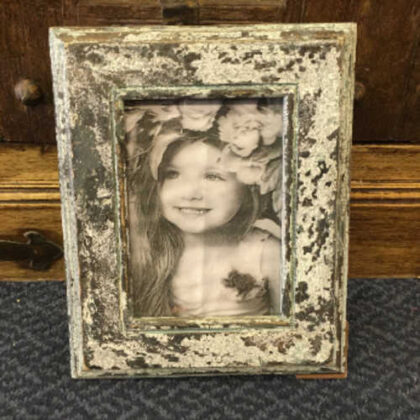 kh12 m 9220 indian photo frame wooden front