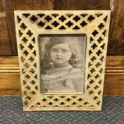 kh12 m 9223 indian photo frame lattice front