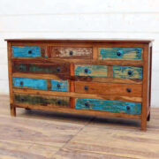 kh16 RS18 60 indian furniture sideboard drawers storage reclaimed main
