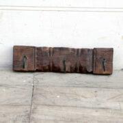 kh18 032 indian furniture hooks carved panel G