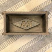 k73 2474 indian accessorory brick mould vintage single 7