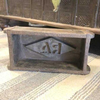 k73 2474 indian accessorory brick mould vintage single 6
