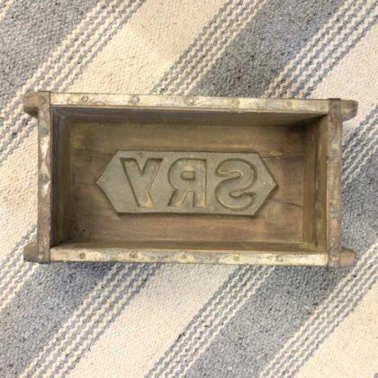 k73 2474 indian accessorory brick mould vintage single main
