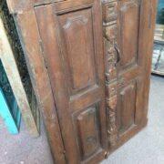 k74 80 indian accessories wall door frame teak left