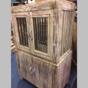 k74 84 indian furniture cabinet reclaimed deep two door main