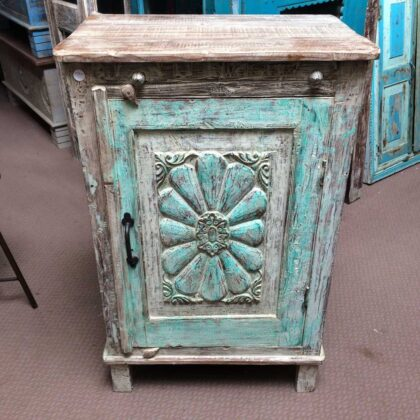 k74 3100 old floral door cabinet mint main
